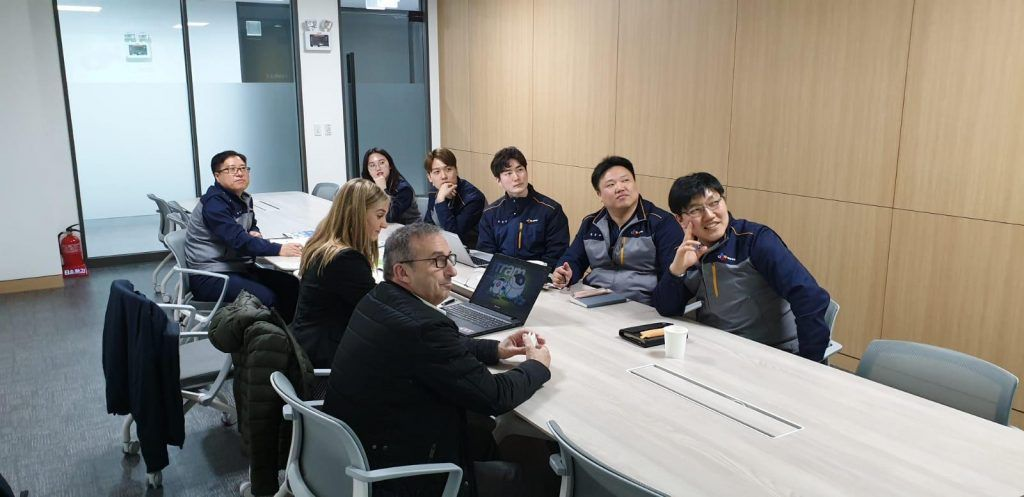 Itram Higiene en Korea