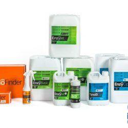 Gama productos enzimáticos ITram Higiene