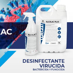 ALCOLAC PLUS Desinfectante