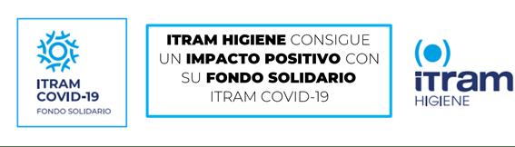 Finalització fons solidari Itram Covid-19