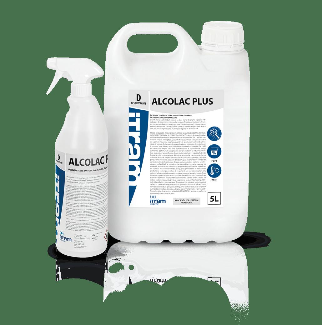 Botellas Alcolac Plus