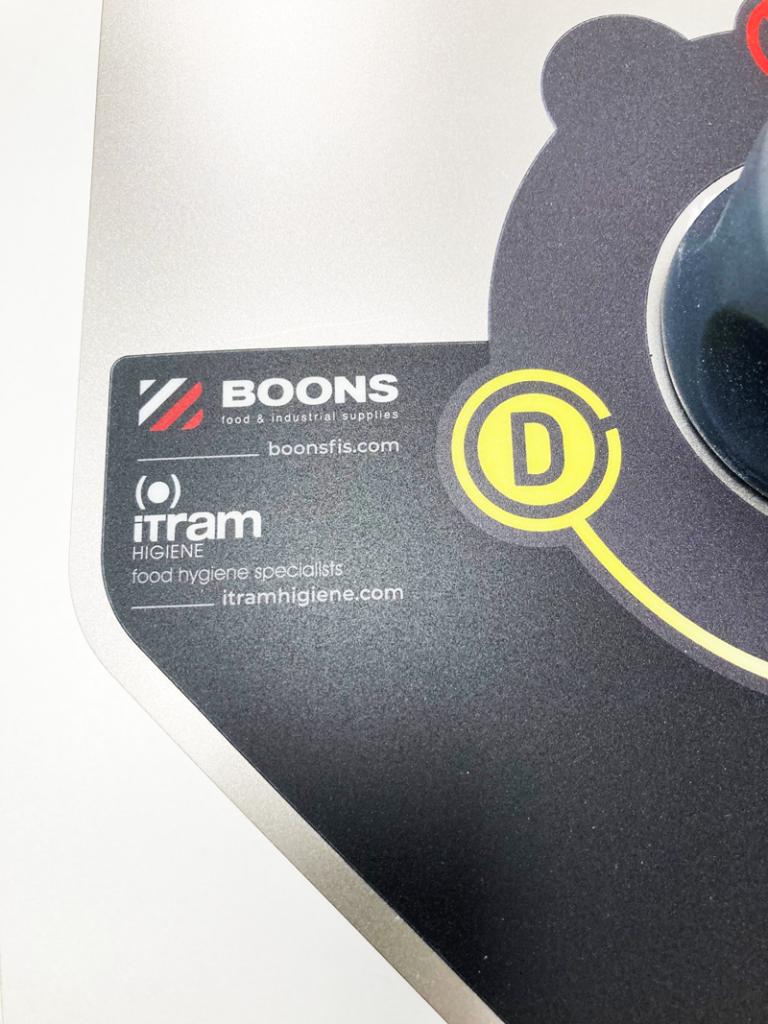 BOONSFIS DSW itram logo