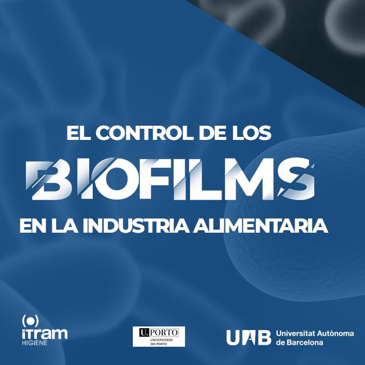 Cover webinar Biofilms