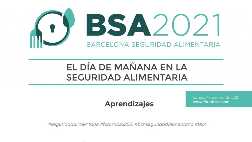 BSA 2021 aprendizajes